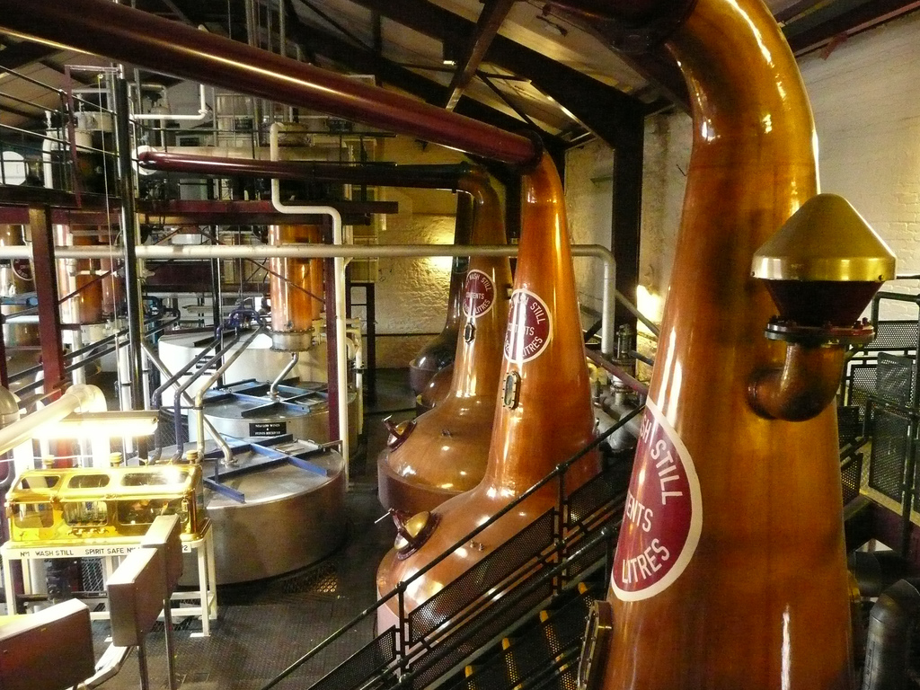 Ireland Whiskey Distillery Tour