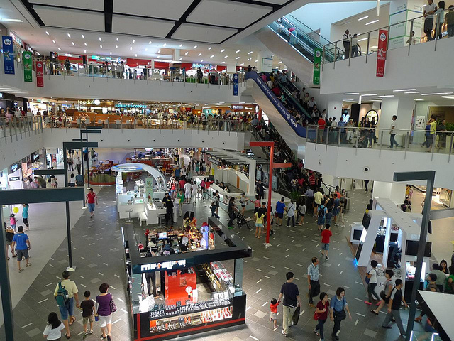 The Biggest Shopping Malls In Ireland Ireland Travel Guides