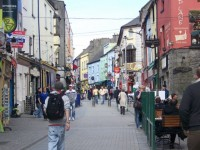 A guide to shopping in Galway
