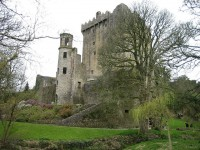The traveler's guide to Blarney Castle