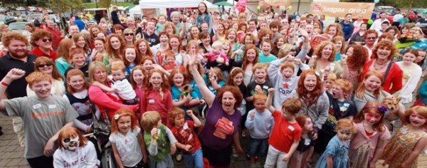 Redhead Convention in Ireland