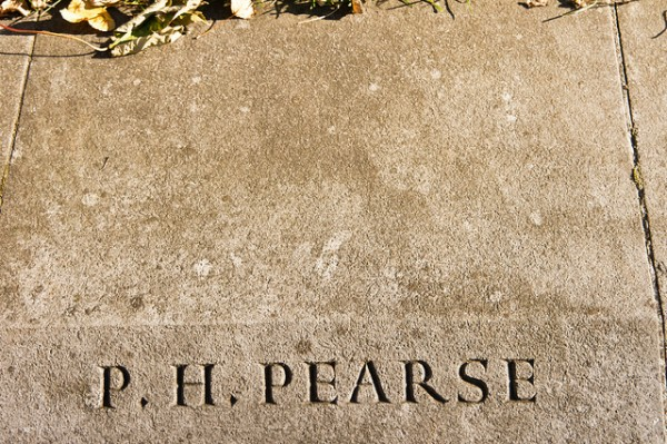 Arbour Hill Prison And Military Cemetery - Patrick Pearse, ©informatique/Flickr