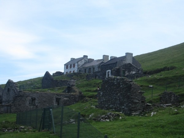 Blasket Heritage Center, ©mkairishstudies/Flickr