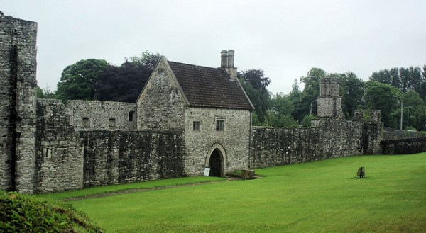 Boyle Abbey, ©nimdok/Flickr