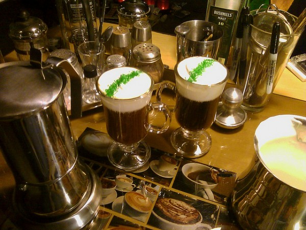 Irish Coffee, ©insidious_plots/Flickr