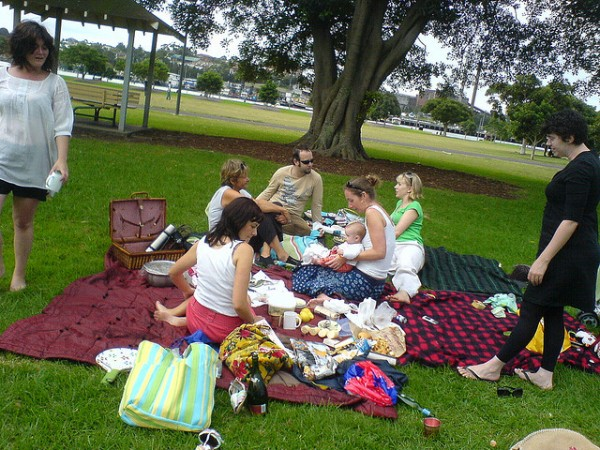 Picnic, ©danoxter/Flickr