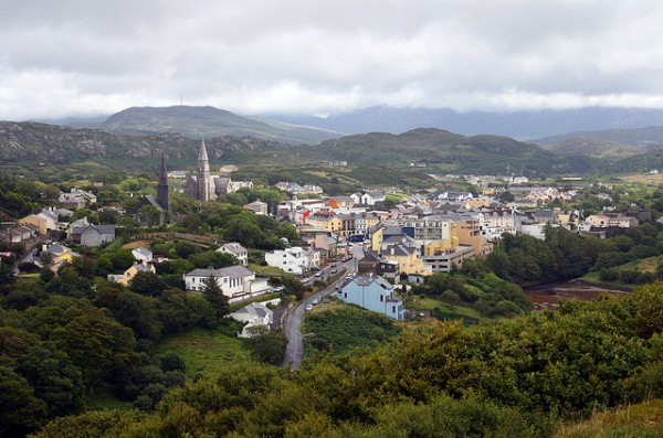 Clifden, ©Bert Kaufmann/Flickr