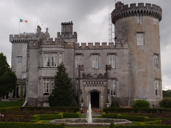 Dromoland Castle, ©katedubya/Flickr