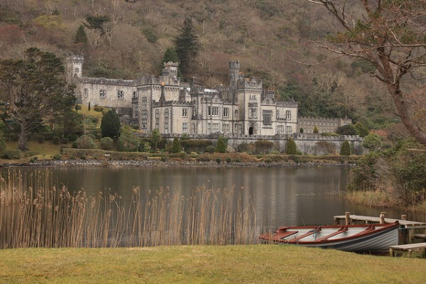 Kylemore Abbey, ©BlackburnPhoto/Flickr