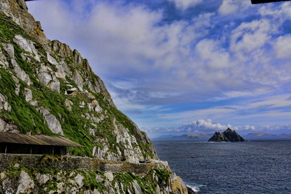 The Skellig Islands, ©SHANLISS_SNAPPER/Flickr
