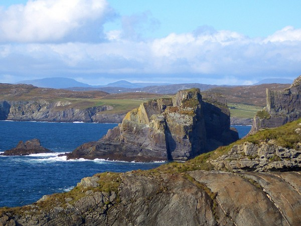 View of the Cape Clear Islands, ©bestbib&tucker/Flickr