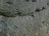 Visitor's guide to Brú na Bóinne art – carvings, tombstones and monuments