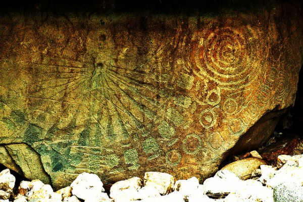 Knowth stone, ©theilr-Flickr