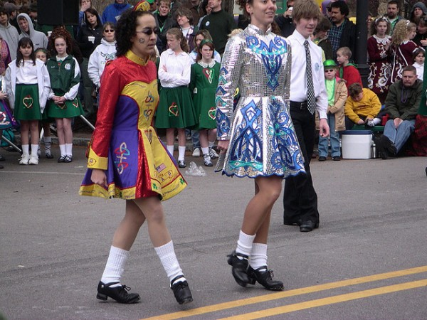 Irish Dancing, ©Magic Robot/Flickr