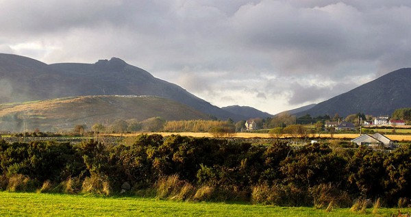 Mourne Mountains, ©Jasmic/Flickr