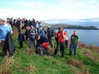 Visiting Ireland in the fall – Irish folk and walking festivals