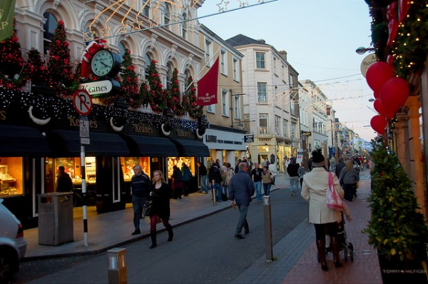 Christmas in Cork, ©Francesco Crippa/Flickr