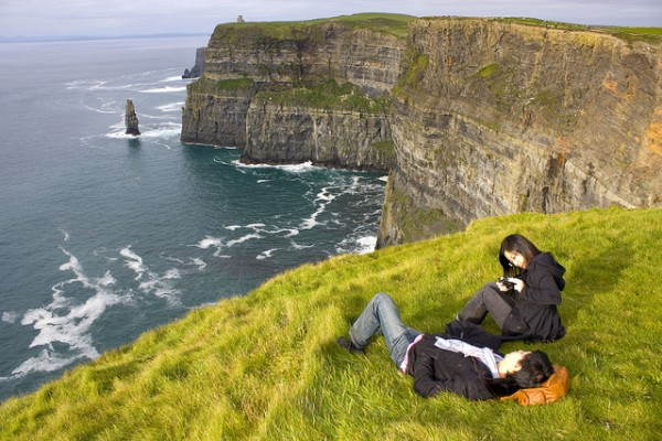 Cliffs of Moher, ©Roger Gailland/Flickr