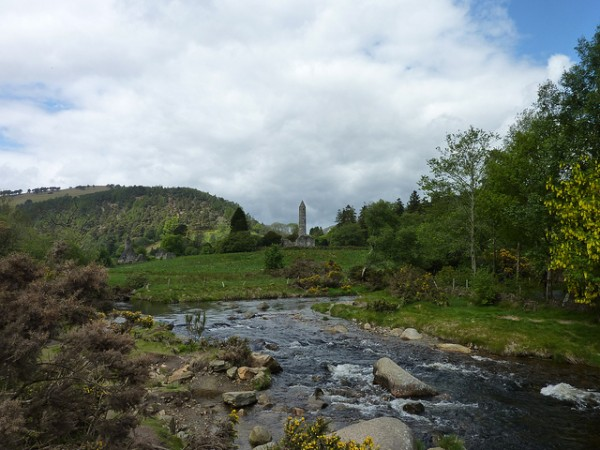 Glendalough, ©Sean MacEntee/Flickr