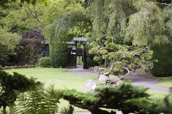The Japanese Gardens at Tully, ©informatique/Flickr