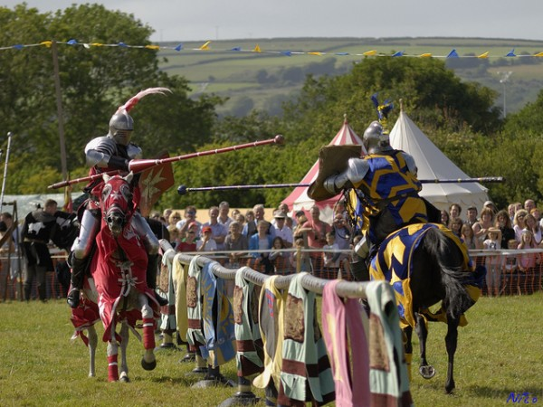 Medieval Festival at Barryscourt Castle, ©Nico's Page/Flickr