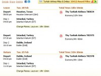 Thy Turkish Airlines flight from Houston to Dublin from $646
