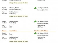 Last minute Kerry flight with Air Lingus from $903