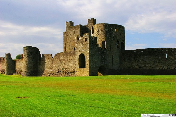 Trim Castle and Grounds, ©IanMurphy/Flickr