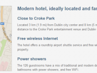 Best Western Dublin Skylon Hotel for $73