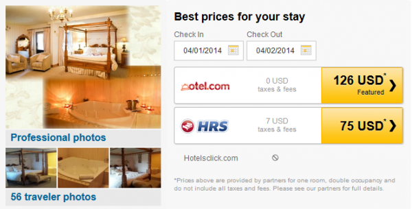 Mill Times Hotel - prices by partners