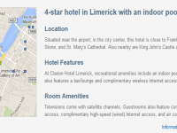 4-star Clarion Hotel Limerick for $91 a night