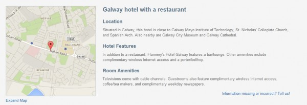 galway hotel