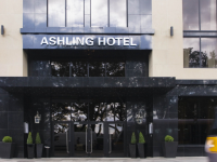The 4 star Ashling Hotel Dublin for $100 a night