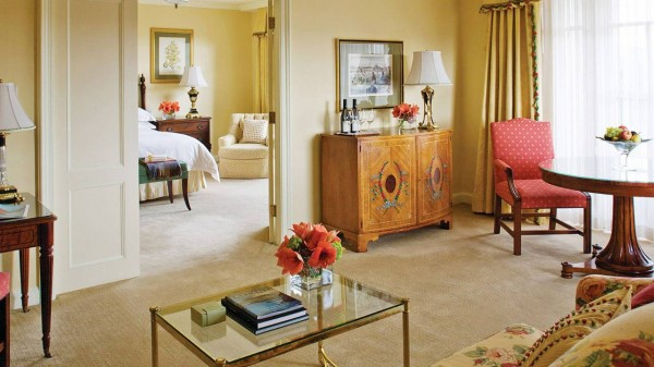 Luxury stay at Four Seasons Hotel Dublin for $178