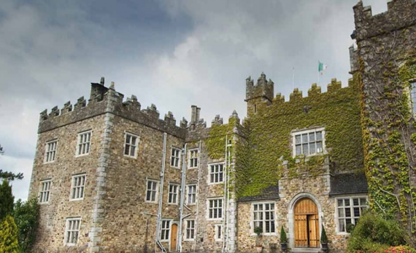 4 star Waterford Castle Hotel for $145 a night