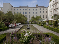 5 star The Merrion hotel in Dublin for $266