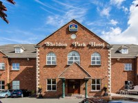 Best Western Sheldon Park Hotel in Dublin for $100