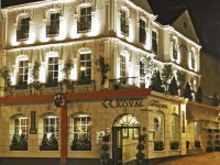 4 star Killarney Royal Hotel for $100 a night