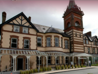 The Lucan Spa Hotel in Dublin for $63 a night