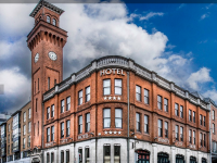 4 star Trinity City Hotel in Dublin for $138