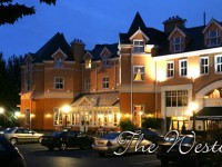 The Westwood Hotel in Galway for $81 nightly